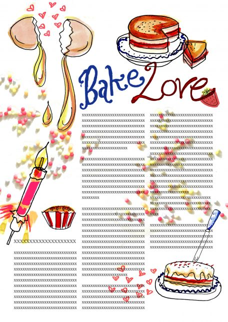 Bake Love, Not War