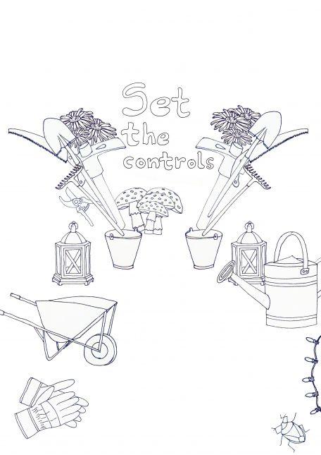 Assignment 1 - The Garden
