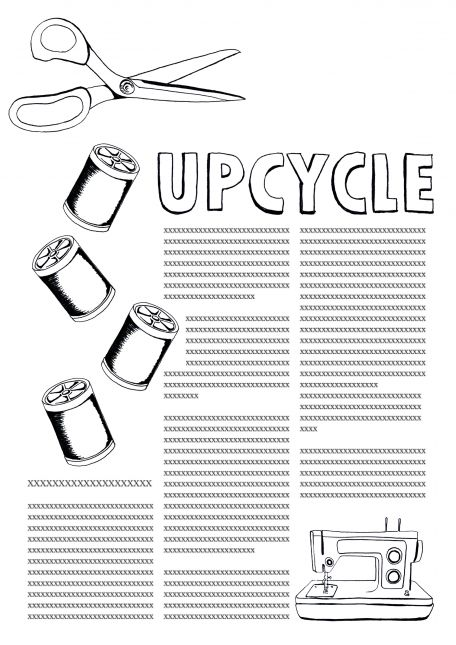 Upcycle Magazine Week 1