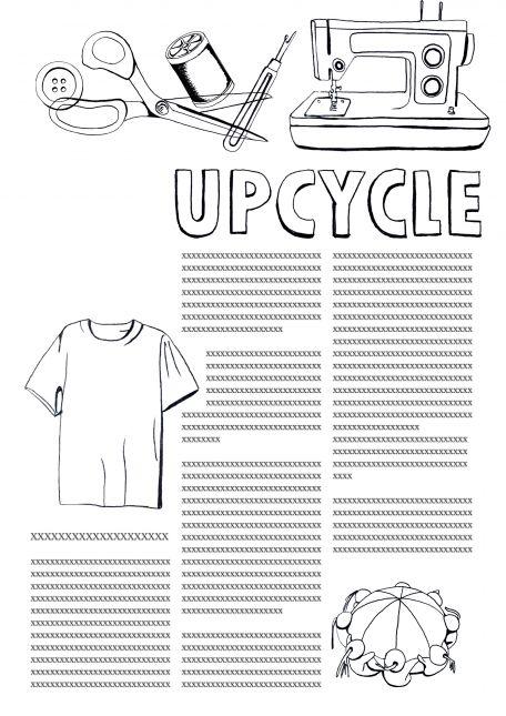 Upcycle Magazine Alternate Week 1