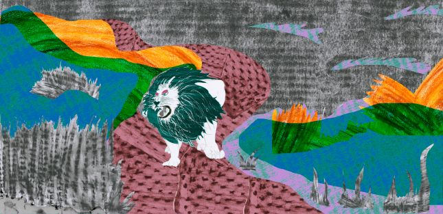 The Flying Lion folktale - Chioma Ince