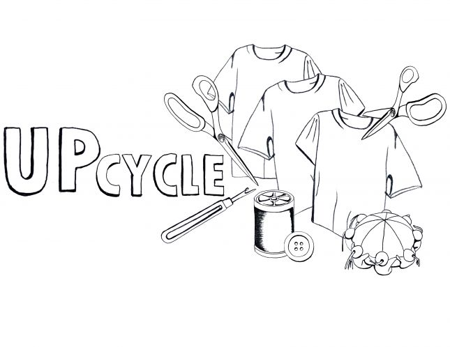 Upcycle Layout Week 1