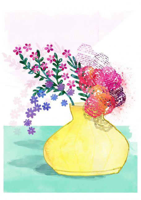 Assignment 5: Lilla's Vase