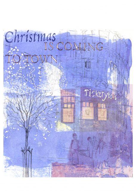 A Ticketty Boo Christmas