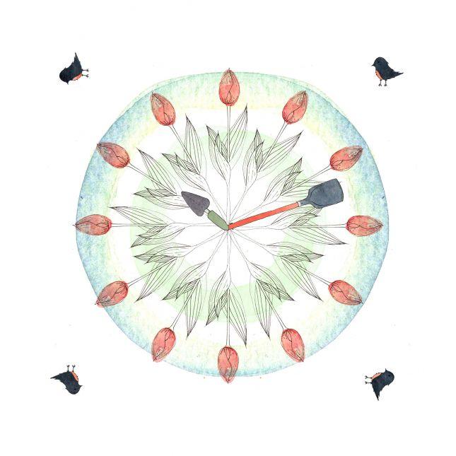 Assignment 2: Flower Clock