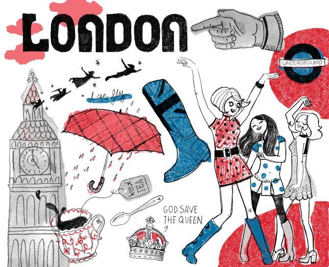 big cities_london