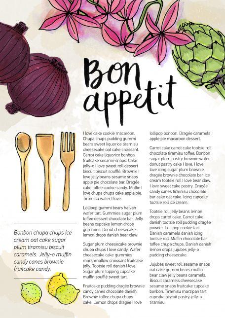 Bon Appetite Mag article