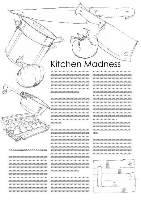Kitchen Madness