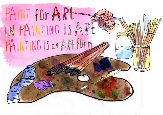 About Painting