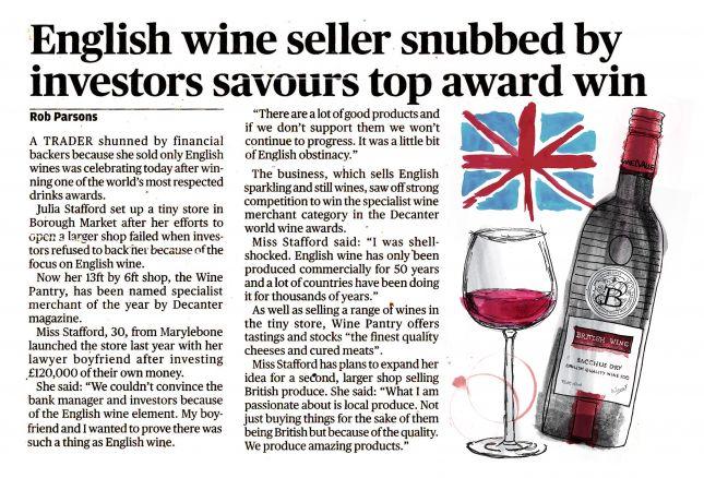 Wine Editorial Lesson 3