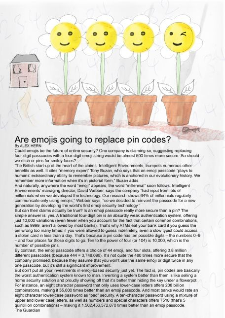 Emoji Editorial