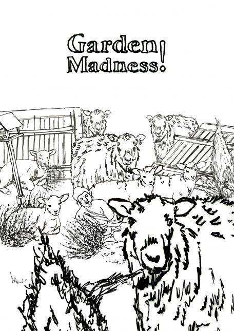 Garden Madness Composition 2