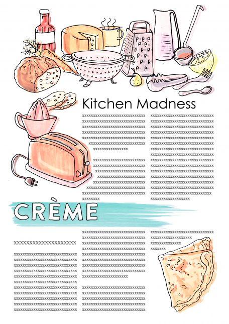 Week2/Crème