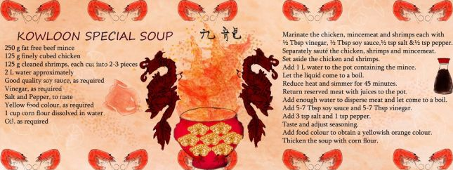 Kowloon Special Soup
