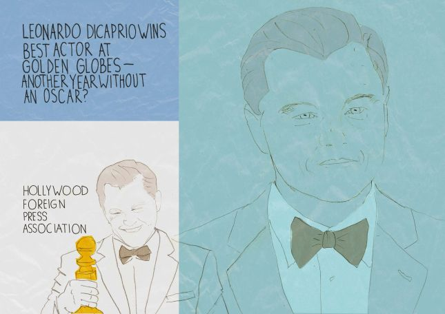 Assignment 4: Will Leonardo DiCaprio win an Oscar?