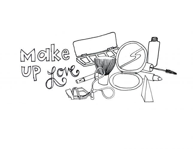 Week 1 Makeup Love comp 1