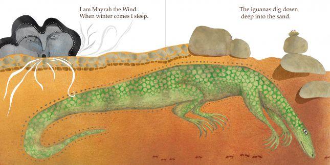Mayrah the Wind