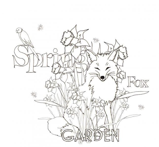 Week 1: Spring Garden.