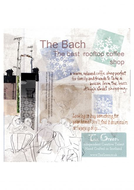 The Bach Coffee Shop 2016