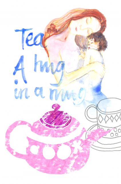 Tea a Hug in a Mug