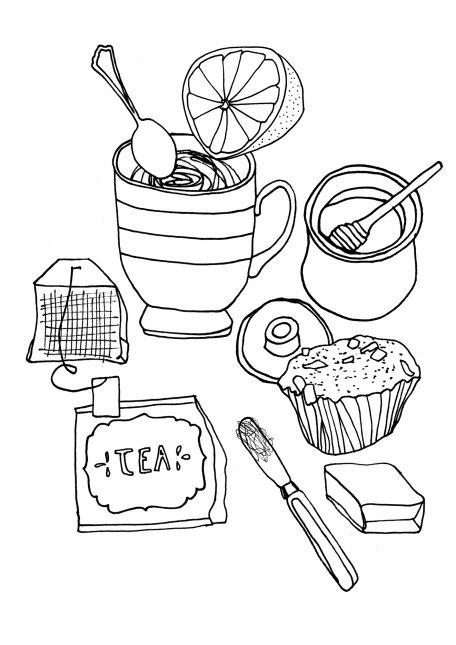 Week 1 - Composition 2 - Tea