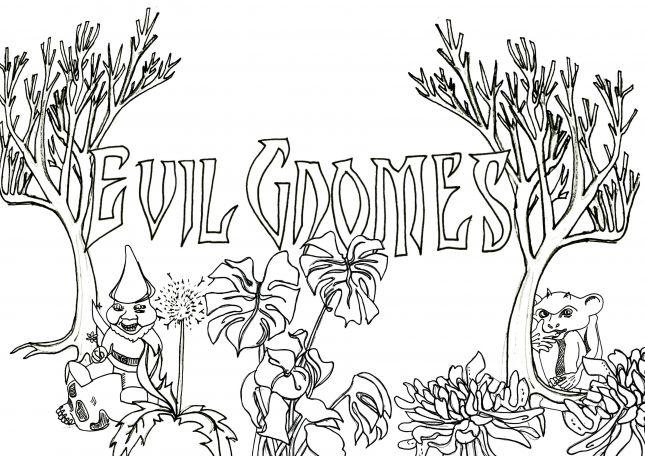Evil Gnomes (week 1)