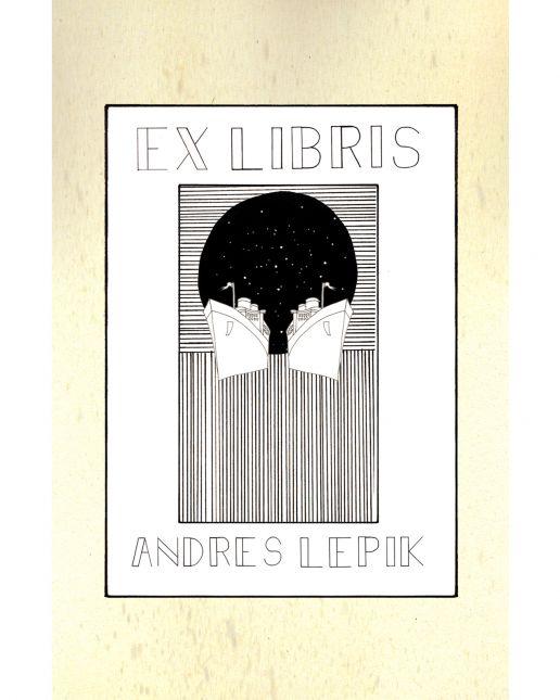 Assignment 5: EX LIBRIS no 1