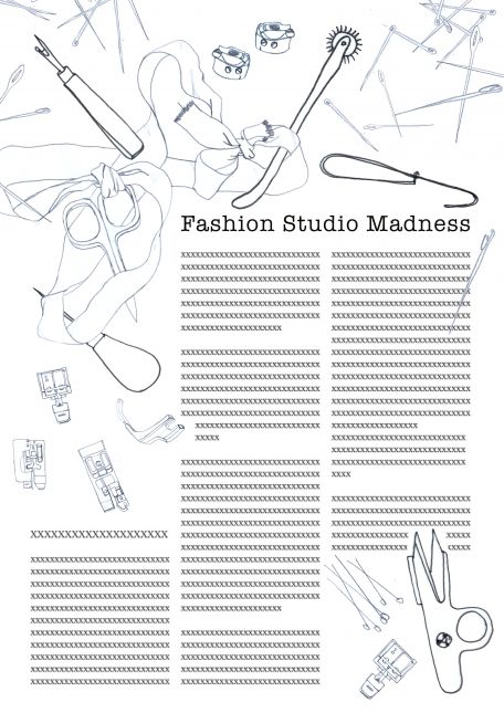 Fashion Studio Madness