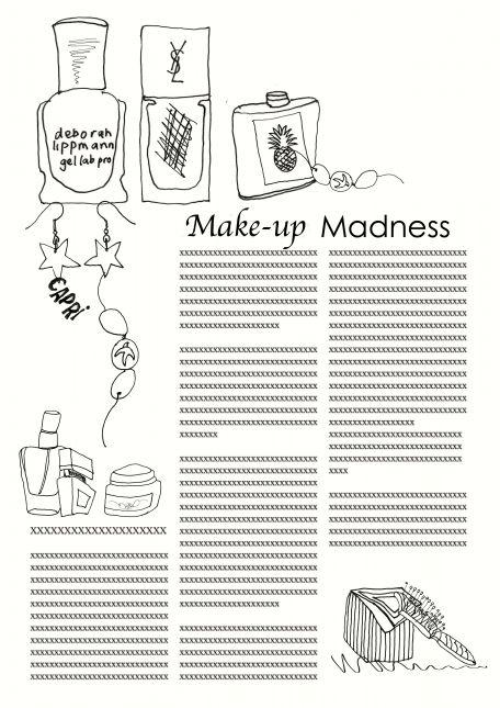 Make-up madness