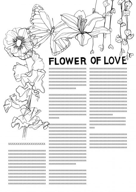 Assignment 1A: Flower Of Love