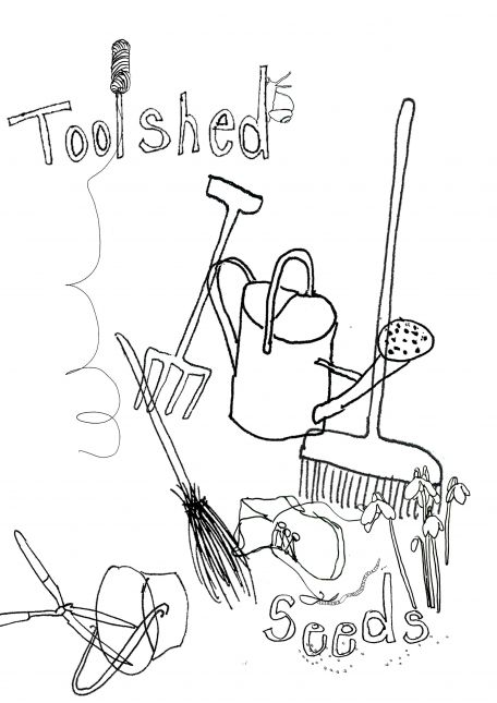 toolshed illustration
