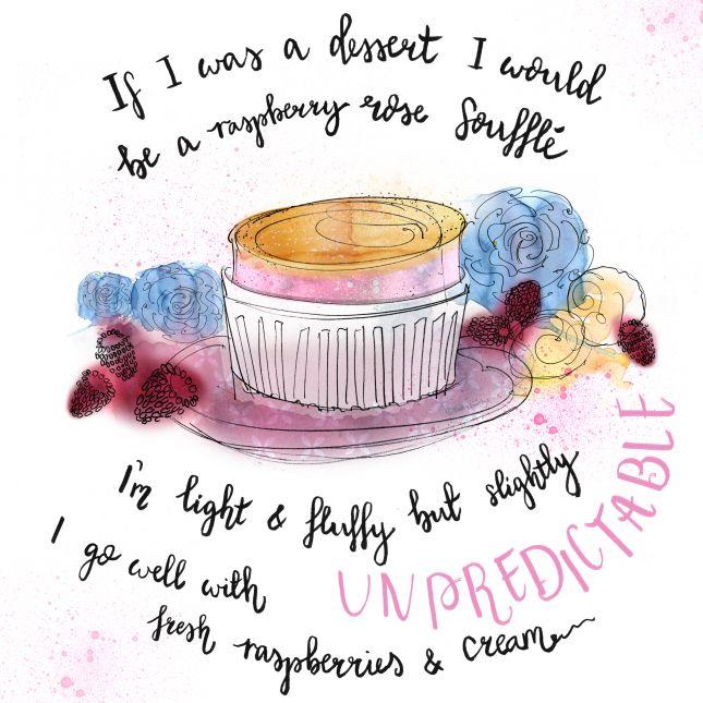 If I was a dessert...