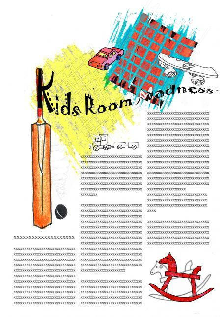 Kids' Room Madness 2