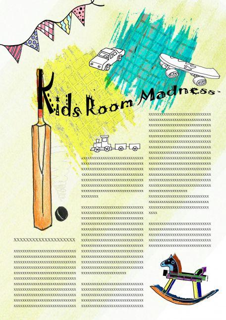 Kids' Room Madness 3