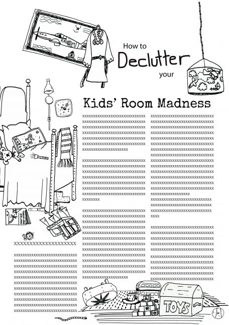 Assignment 1 - Kids Room Madness