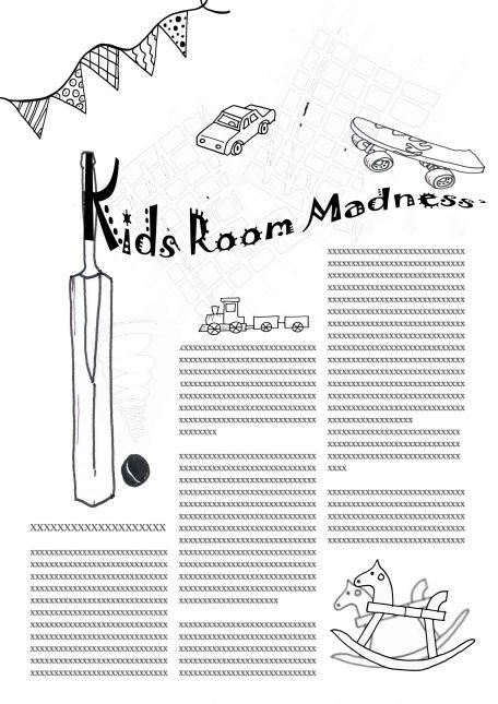 Kids' Room Madness