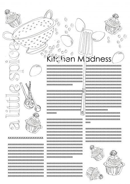 Kitchen Madness LB