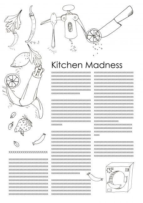 Kitchen Madness - Chase