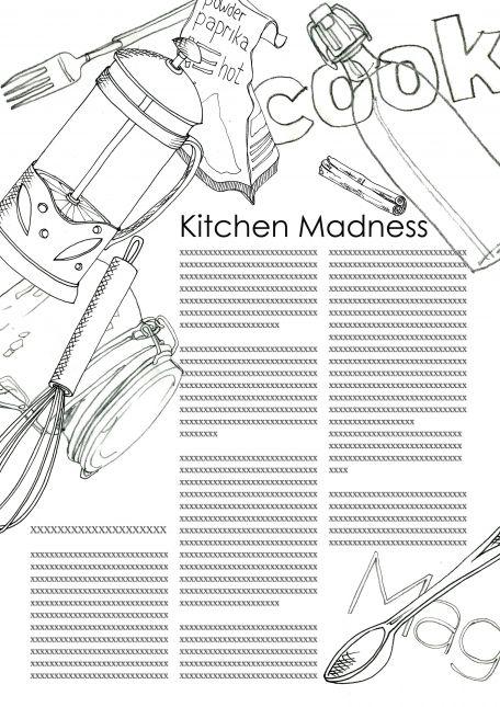 kitchen madnes