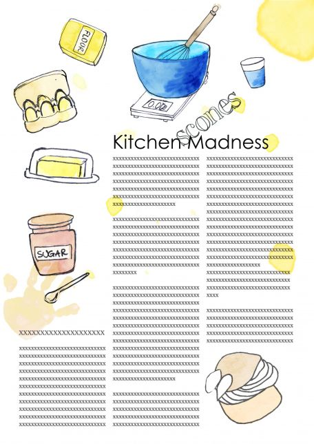 Kitchen madness kids dream
