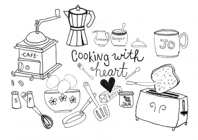 Cooking with Heart