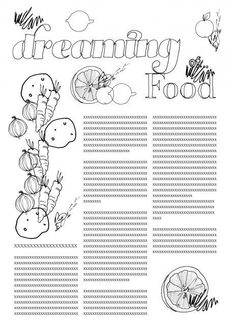 Dreaming of Food