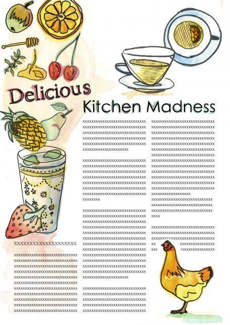Week 2: Kitchen Article