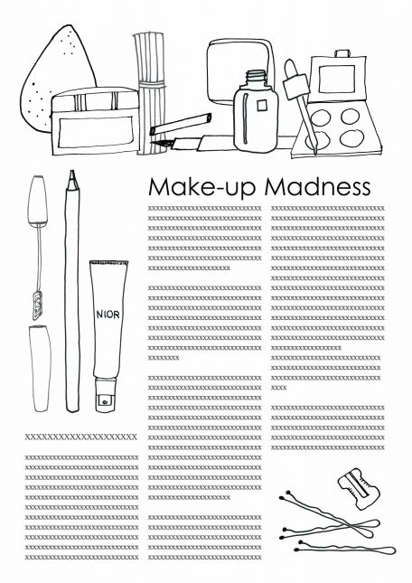 Make Up Madness