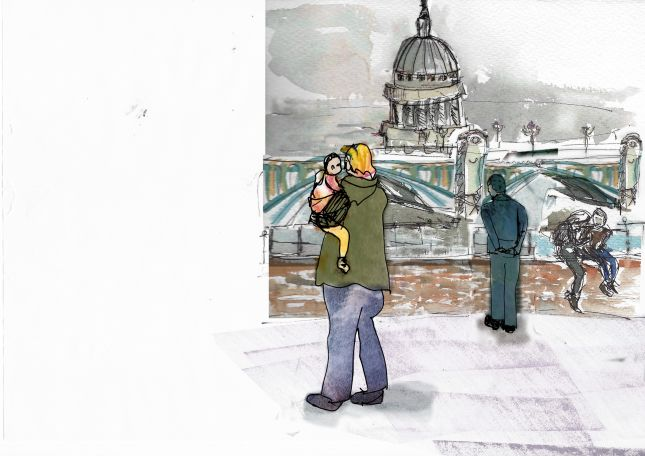 Homework 5-Postcard from London 1