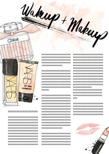 Assignment 2 - Adding colour to makeup